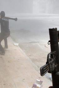 Исламисты устроили между собой перестрелку на северо-востоке Сирии