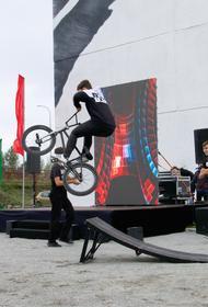 В Челябинске завершился фестиваль уличного искусства