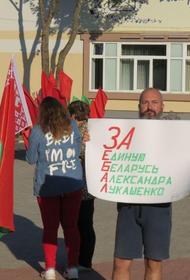 Остапа понесло. Лукашенко выступил перед своими сторонниками на митинге в Гродно