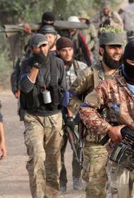 На востоке Сирии блокпосты проамериканских сил подверглись обстрелу