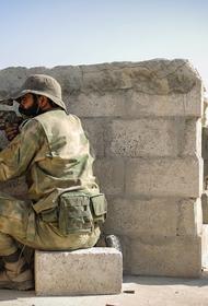 Источники с передовой в Сирии сообщили о воюющих против России белорусских спецназовцах