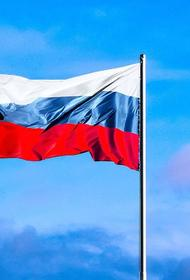 В Госдуме рассказали, что разрешается делать с российским триколором