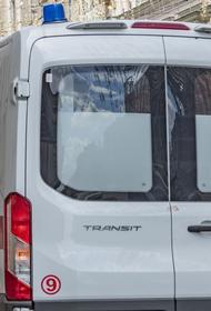 В Петербурге пятеро детей и мужчина пострадали в ДТП при столкновении двух машин