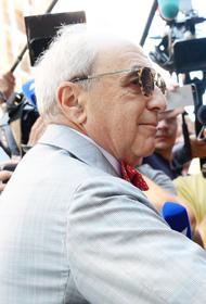 Добровинский оценил отказ Ефремова от адвокатов: «Ефремов никого не найдет»