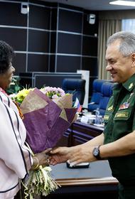 Военное партнерство России и Центральноафриканской Республики наращивается