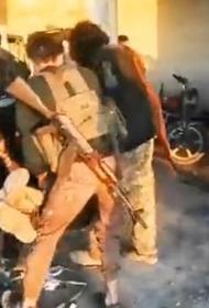 Идет массовое уничтожение проамериканских боевиков на востоке Сирии