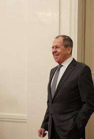 Лавров рассказал, почему Тихановская делает заявления на английском языке