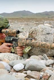 В Белоруссии начались соревнования военных снайперов