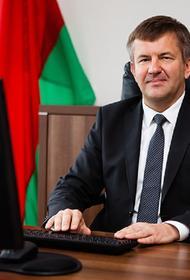 Лукашенко освободил от должности поддержавшего протесты посла Белоруссии в Словакии