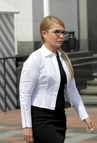 Стало известно о подключении заболевшей коронавирусом Тимошенко к аппарату ИВЛ
