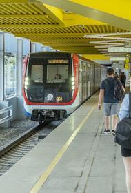Собянин назвал сроки окончания строительства западного участка БКЛ метро