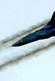 Российские ВКС сосредоточились на уничтожении игиловцев в сирийской «белой пустыне»