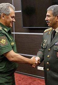 Сергей Шойгу: «Россия не заинтересована в эскалации напряжённости в Закавказье»