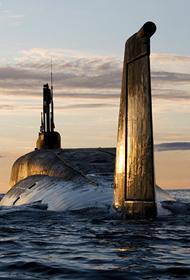 «Холодная война» под водой: история столкновения подводных лодок
