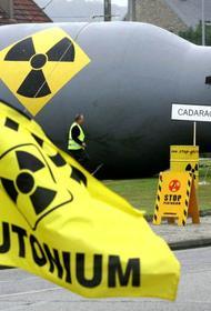 Япония владеет колоссальным запасом ядерного плутония