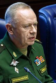 Российский и греческий генералы обменялись любезностями