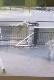 В Минске неизвестные пытались захватить здание посольства Ливии