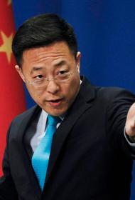 Представитель МИД КНР уличил главу Пентагона Марка Эспера во лжи
