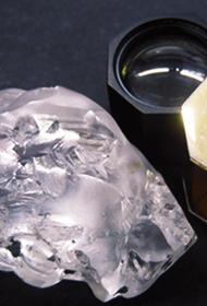 Богатство невиданной красоты. 24 августа в Лесото обнаружили крупнейший в мире алмаз