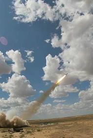 На полигоне Ашулук прошел динамический показ боевых возможностей эшелонированной противовоздушной обороны