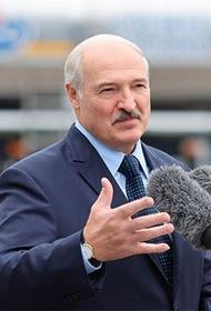 «Непонятно, что у них на подвесках. Может быть, ядерное оружие», Лукашенко высказался об американских самолетах