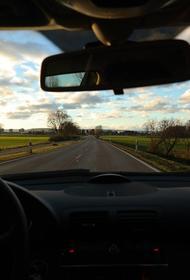 Иркутск: нетрезвый водитель протаранил ограждение шиномонтажки