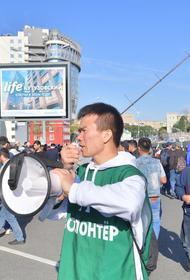 Сергунина: Добровольческий актив Москвы увеличился на 10 тысяч человек