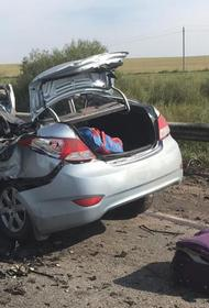 В Чувашии четыре человека погибли в ДТП на 89-м км автодороги Цивильск — Ульяновск