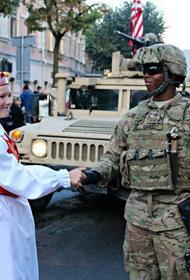 Страны Балтии конкурируют за размещение войск США на своих территориях