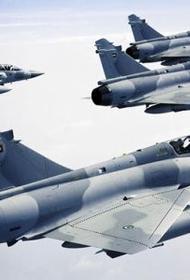 ВВС Греции и Эмиратов проводят антитурецкие военные учения