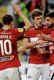 «Спартак» одержал победу над «Арсеналом» - 2:1