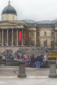В Лондоне начался митинг против коронавирусных ограничений