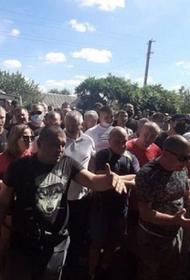 В Харьковской области произошла массовая драка местных жителей с цыганами