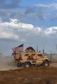 Американские военные в Сирии подверглись ракетному обстрелу