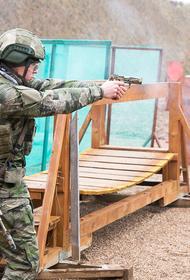 Армейская тактическая стрельба становится самостоятельной дисциплиной