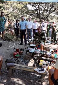 Кондратьев предложил закрыть заповедник Утриш для туристов: «Чтобы туда не ступала нога человека. Ни за деньги, ни без денег»