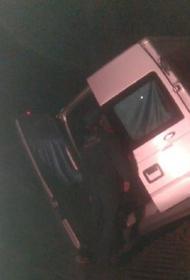 Семь человек пострадали в ДТП с участием микроавтобуса в Карачаево-Черкесии