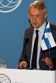МИД Финляндии заявил о необходимости новых выборов президента Белоруссии