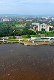 В Комсомольске снова взялись за набережную