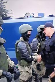 Лукашенко от народа: «с днём свержения»...
