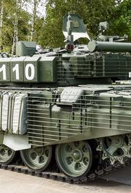 Танковая дивизия ЦВО получила десять модернизированных танков Т-72Б3М