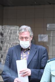 Ефремов в суде вынес себе приговор