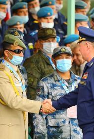 Командующий ВДВ вручил награды победителям конкурса «Десантный взвод»