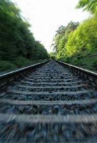 На Украине неизвестные пытались пустить под откос поезд с нефтепродуктами