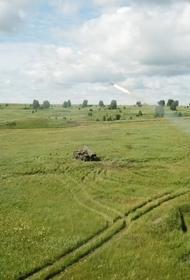 Артиллерия ЦВО провела учения на пяти полигонах