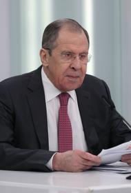 Лавров заявил о находящихся в Беларуси 200 натренированных экстремистов с Украины