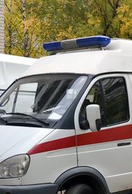 В Екатеринбурге из-за ветра упали столбы ЛЭП, пострадала женщина