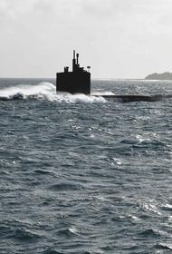 Американская подводная лодка уничтожила самый маленький военный корабль в мире