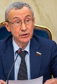 Климов отреагировал на заявление властей ФРГ об отравлении Навального