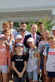 Министр спорта Кубани оценил реконструкцию парусного центра в Геленджике